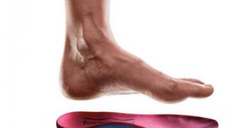 Såletilpasning for vonde føtter