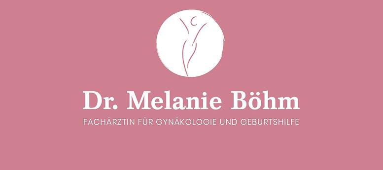 Dr. Melanie Böhm - Frauenärztin