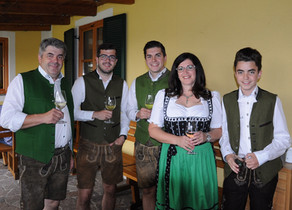 Karl, Matthias, Jakob, Franziska, Johannes