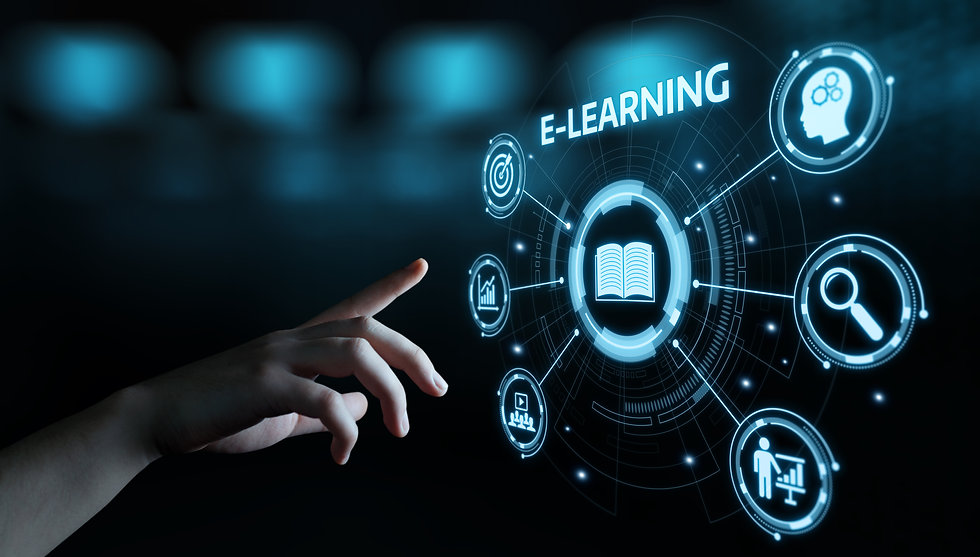 E-learning Education Internet Technology