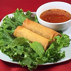 1. FRIED PORK EGGROLLS/2pcs