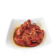61. CAJUN BOILED CRAWFISH