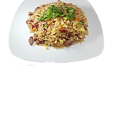 75. PORK FRIED RICE
