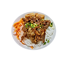 33. GRILLED PORK & FRIED EGGROLL VERMICELLI