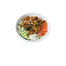 36. GRILLED CHICKEN & FRIED EGGROLL VERMICELLI