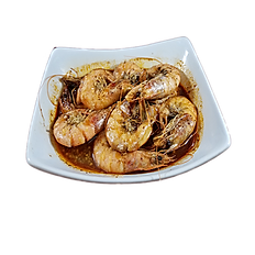 62. CAJUN BOILED SHRIMP