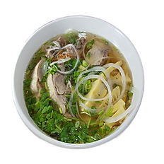 49. DUCK & BAMBOO SHOOTS SOUP VERMICELLI.