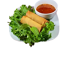 88. VEGETARIAN FRIED EGGROLLS/2pcs