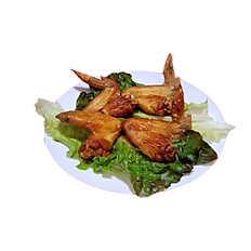 11. FRIED CHICKEN WNGS W/ SPECIAL FISH SAUCE/4PCS