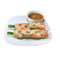 5. SHRIMP FRESHROLLS/2PCS