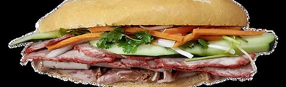 VIETNAMESE SANDWICHES - BANH MI