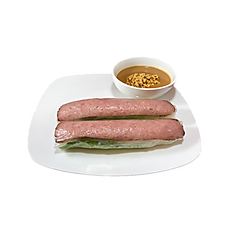 8. GRILLED GROUND PORK ROLLS/2pcs