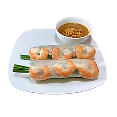 4. SHRIMP & PORK FRESHROLLS/2pcs