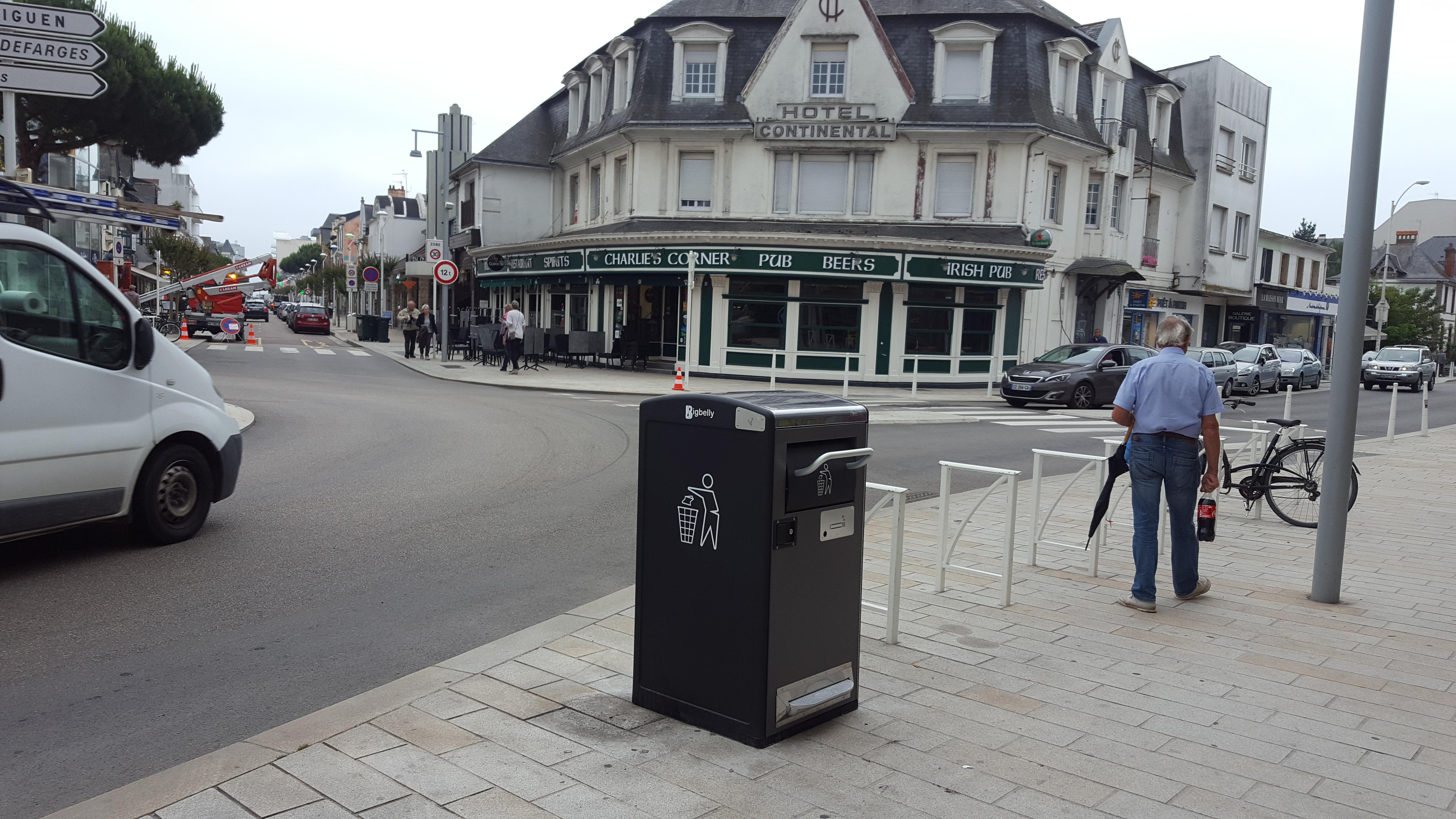 La Baule Place Victoire