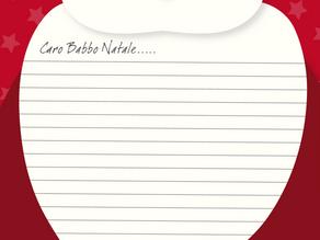 Come scrivere la letterina a Babbo Natale🎅