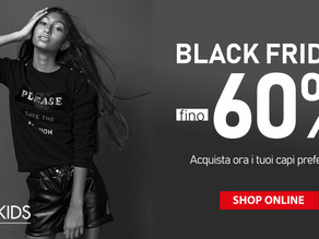 💥 #BlackFriday: -60%