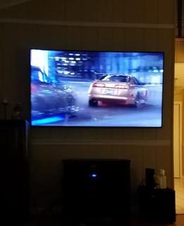 """Niceville, FL 75"""" TV Installation, TV Wall Mount"""