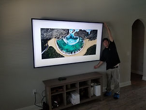86 inch TV Wall Mounted