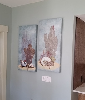 CTech picture hanging Destin FL