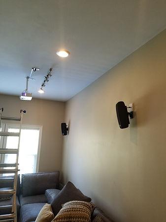 av projector speakers, 30A