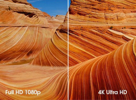 Don't fall for the 4k HDMI cable sales gimmicks. Know what you are paying for.