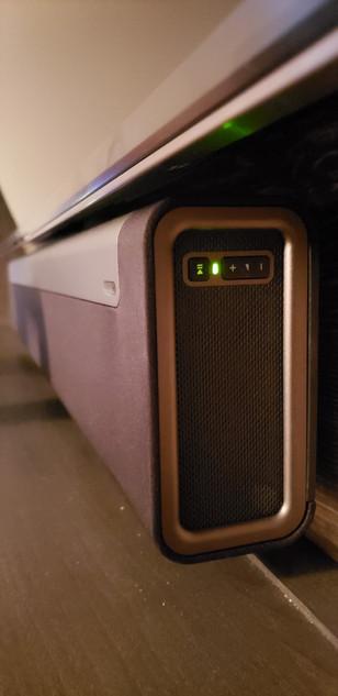 Soundbar Installation 30A