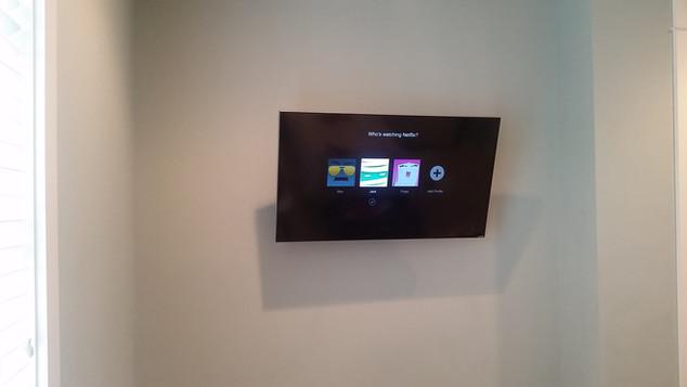 Santa Rosa Beach TV Installation