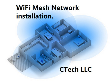 WiFi Network made easy with Mesh Networking