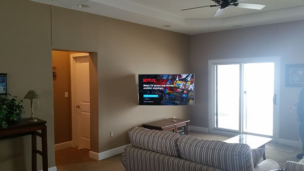Navarre, tv mounting, tv wall mount, home theater, ctech navarre