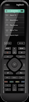 universal home theater remote
