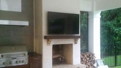 Exterior TV Installs