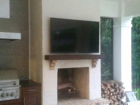 Deciding on a TV Mount