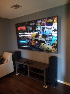 86 TV Wall mounted Crestview FL