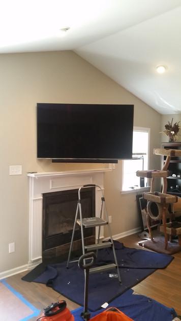 Articulating TV Mounting Service Milton, FL