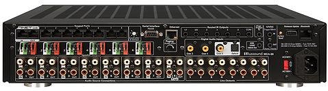 distributed audio, surround sound sytem