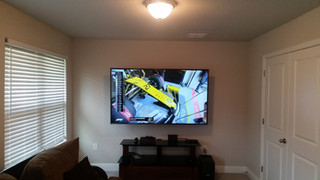 75inch 4k Wall mounted Crestview