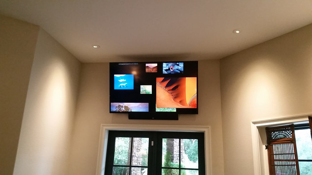 30A TV Installation, 30A Home Theater Installs
