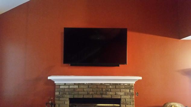 fort walton beach tv wall mount, fireplace tv mount, soundbar mount