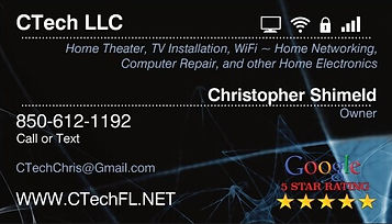 Home Theater and TV Mounting Service
