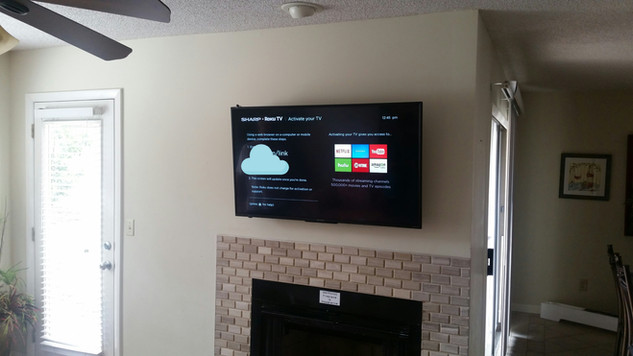 30A TV Installation, Home Theater