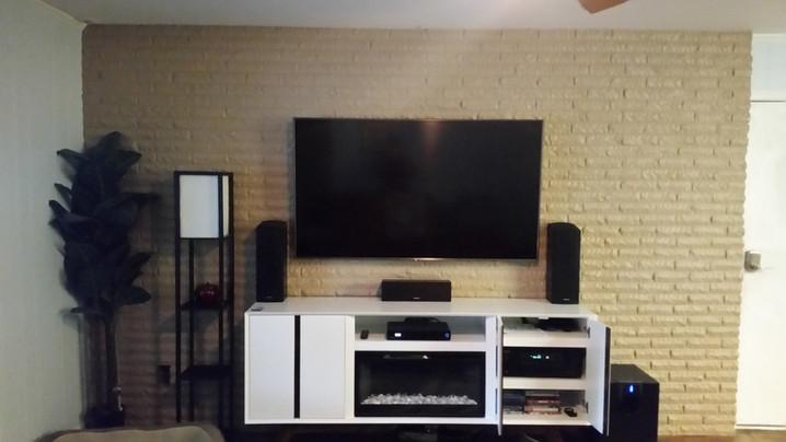 Niceville TV Mounted on Brick wall.jpg