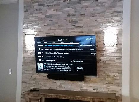 Niceville FL StoneMounted TV.jpg