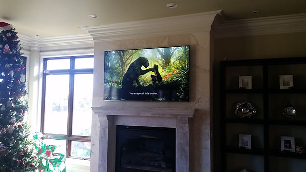 Miramar Beach Home Theater, Miramar Beach TV Install