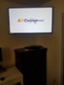 corner mounted tv wall mounted Crestview, FL