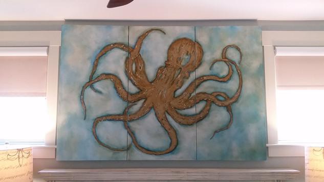 CTech three piece art Miramar Beach