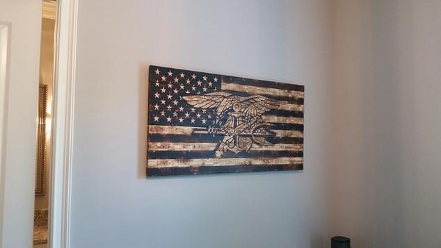 Picture Hanging, Kelly Plantation, Destin, FL