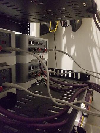 sonos amp, audio install, 30A