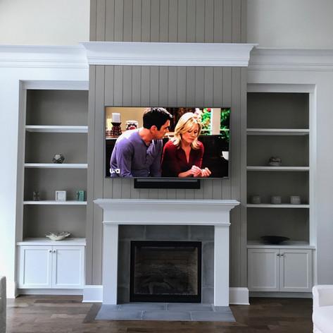 30A TV Installation