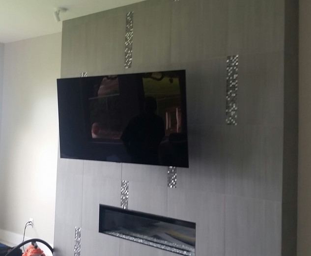 30A Home Theater Installation