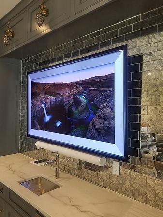 OLED, Sonos Arc, A/V installation, 30A